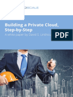 Building a Private Cloud Step by Step