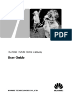 HUAWEI HG533 User Manual(02,English,General Version)