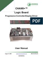 CHAMII Plus User Manual