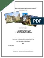 Kesimpulan Arsitektur Carolingian Dan Romanesque