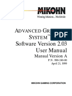 AGS - Advanced Graphics Systems, V2.03