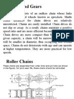 Chains and Gearsالمحاضرة الاولى