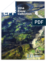 Essay Collection 2014