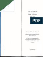 Liber Sancti Jacobi. Codex Calixtinus. Libro IV. Historia Turpini .PDF