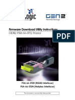 Futurelogic GEN2 PSA 66 ST2X Firmware Download