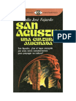 San Agustín, Una Cultura Alucinada - Julio José Fajardo