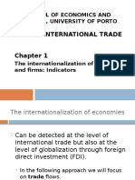 2016 2017 International Trade Indicators
