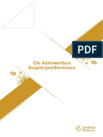 eBook Alimentos Superpoderosos
