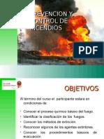 Control de Incendios