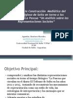 Mapeo - Jornadas Poder y Religion - Unsa 2015