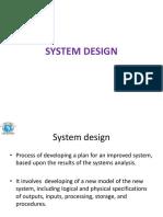3 System Design
