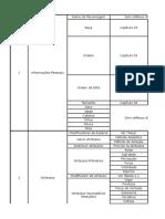 Resumo - Criação de Personagem (Sistema CODA)
