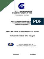Buku Program PISMP Amb. Januari 2013 Unit L
