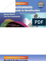 Dental Instruments a Pocket Guide to Identification