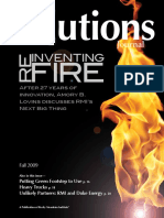 Reinventing Fire RMI Solutions Journal