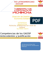 Estrategia Productiva de Pichinchafinalisima