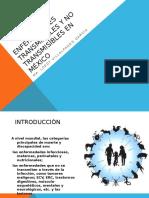 Enfermedades Transmisibles y No Transmisibles en México