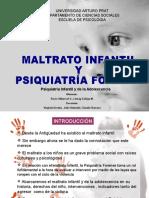 Psiquiatria Forense 06 Especiales Valoraciones en Menores Ratificacion de Lo Visto en Clas