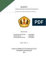 Jurnal Protozoa Air Sebagai Indikator Li
