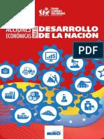 Motores Productivos Agenda Económica Bolivariana