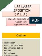 Pulse Laser Deposition