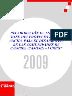 Estudio Basal - Banda Ancha Camisea - Lurin.pdf