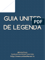 Manual de Legendagem UNITED