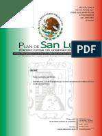 Nueva Ley de Transparencia SLP