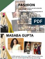 top 10 Fashion Designer