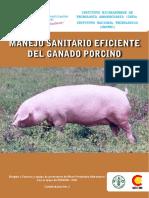 Cerdos Manejo Sanitario Inta