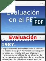 Evaluacion Pep