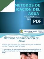METODOS DE PURIFICACION DEL AGUA.pptx