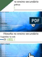 Filosofia No Ensino Secundário_sugestoes_biblio-web-filmes