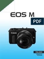 Manuale Canon EOS M Completo