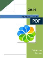 Alfresco 4.0 - Primeiros-passos