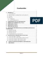 Corrientes de Cortocircuito Avanze 2