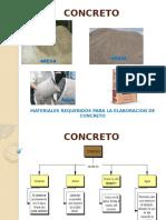 Concreto y Acero de Refuerzo Para obras civiles