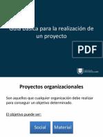 Guía Para Realización de Proyectos 1