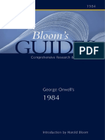Harold Bloom, Albert a. Berg-George Orwell's 1984 (Bloom's Guides) (2004)