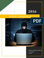 Delitos Ciberneticos