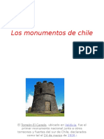 Los Monumentos de Chile