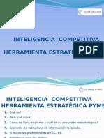 Inteligencias  Competitivas