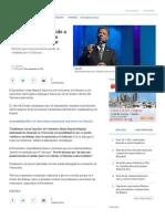 Santos Pide a Oposición y Gobierno en Venezuela Dialogar