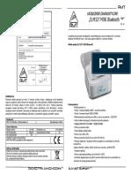 ELM 327 MINI Bluetooth Instrukcja