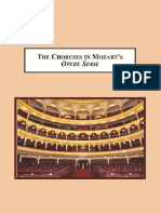 James a. Shrader-The Choruses in Mozart's Opere Serie and the Genre and Historical Role of the Opera Chorus-The Edwin Mellen Press (2012)