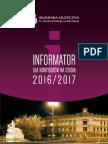 Informator 2016-2017 AMKL