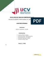 Memorandum de Planificacion 2 Sistemas