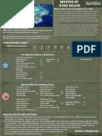 Defense of Wake Island (12-1941)