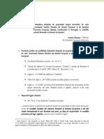 Dobandirea Dreptului de Proprietate Asupra Terenurilor de Catre Resortisantii Statelor Membre Ale Uniunii Europene, In Conditiile Aderarii Roma