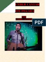 E-book Aprender Cantar Com Pegada